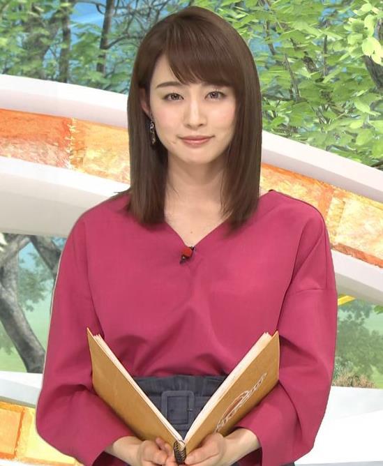 新井恵理那 「グッド!モーニング」キャプ・エロ画像5