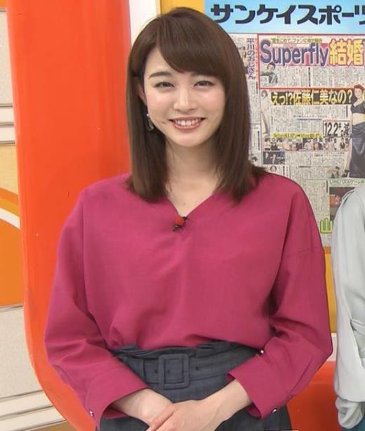 新井恵理那 「グッド!モーニング」キャプ画像(エロ・アイコラ画像)