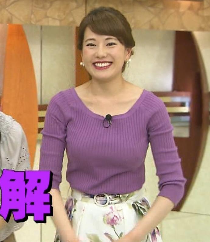 新垣泉子アナ 福岡の巨乳アナキャプ・エロ画像9