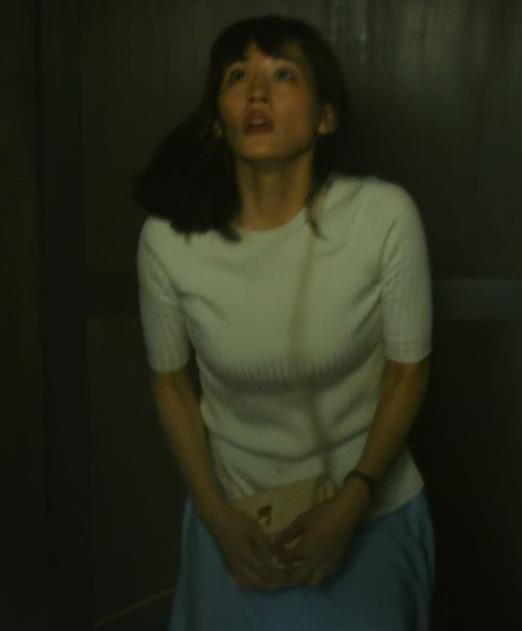 綾瀬はるか やっぱ巨乳なニット横乳★キャプ・エロ画像12