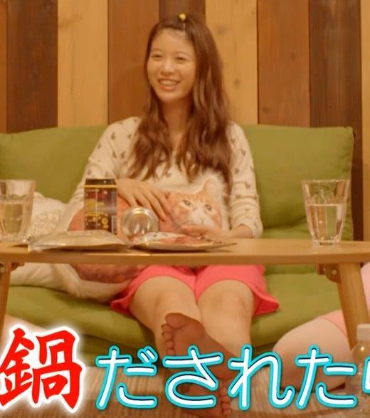 馬場ふみか ドラマでM字開脚!キャプ・エロ画像15