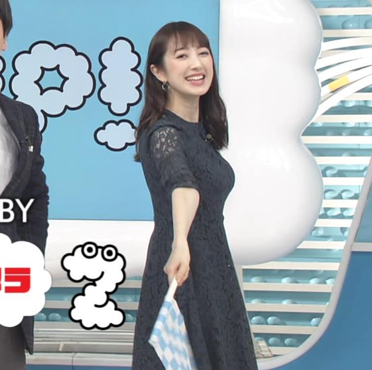 團遥香 デカすぎな横乳キャプ・エロ画像