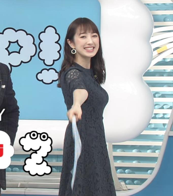 團遥香 デカすぎな横乳キャプ・エロ画像3