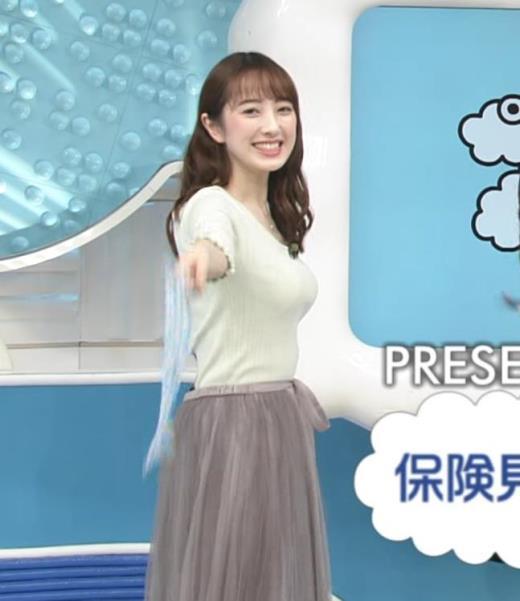 團遥香 ロケットおっぱいキャプ画像(エロ・アイコラ画像)