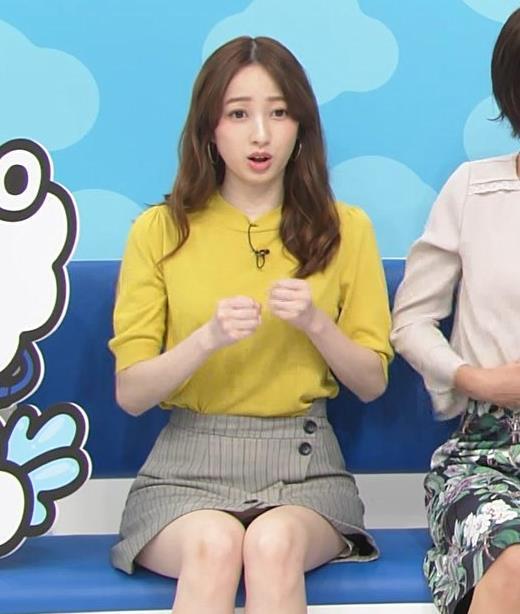 團遥香 パンツ見えそうキャプ・エロ画像2