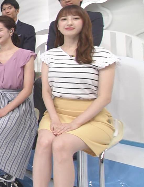 團遥香 またパンツが見えそう&白い胸元チラリキャプ・エロ画像4