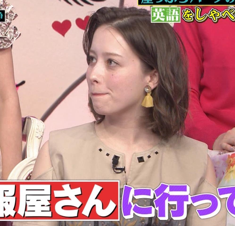ドーキンズ英里奈 【ハーフなのに売れない…崖っぷち美女キャプ・エロ画像2