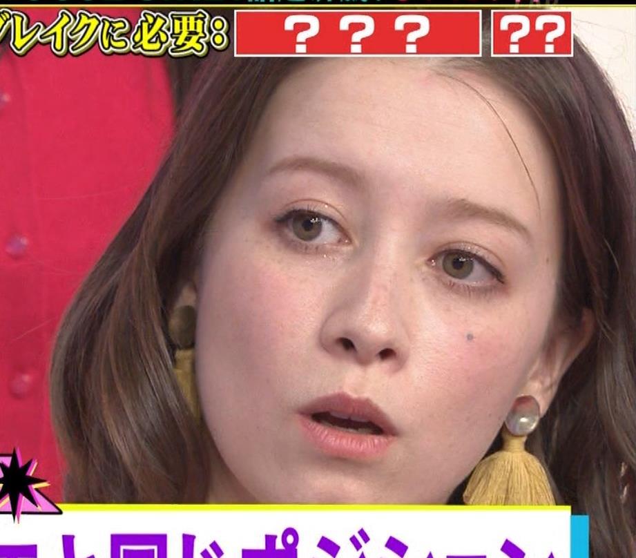 ドーキンズ英里奈 【ハーフなのに売れない…崖っぷち美女キャプ・エロ画像11