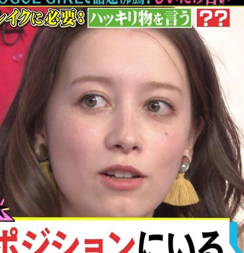 ドーキンズ英里奈 【ハーフなのに売れない…崖っぷち美女キャプ・エロ画像12