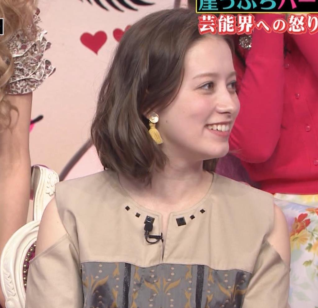 ドーキンズ英里奈 【ハーフなのに売れない…崖っぷち美女キャプ・エロ画像3