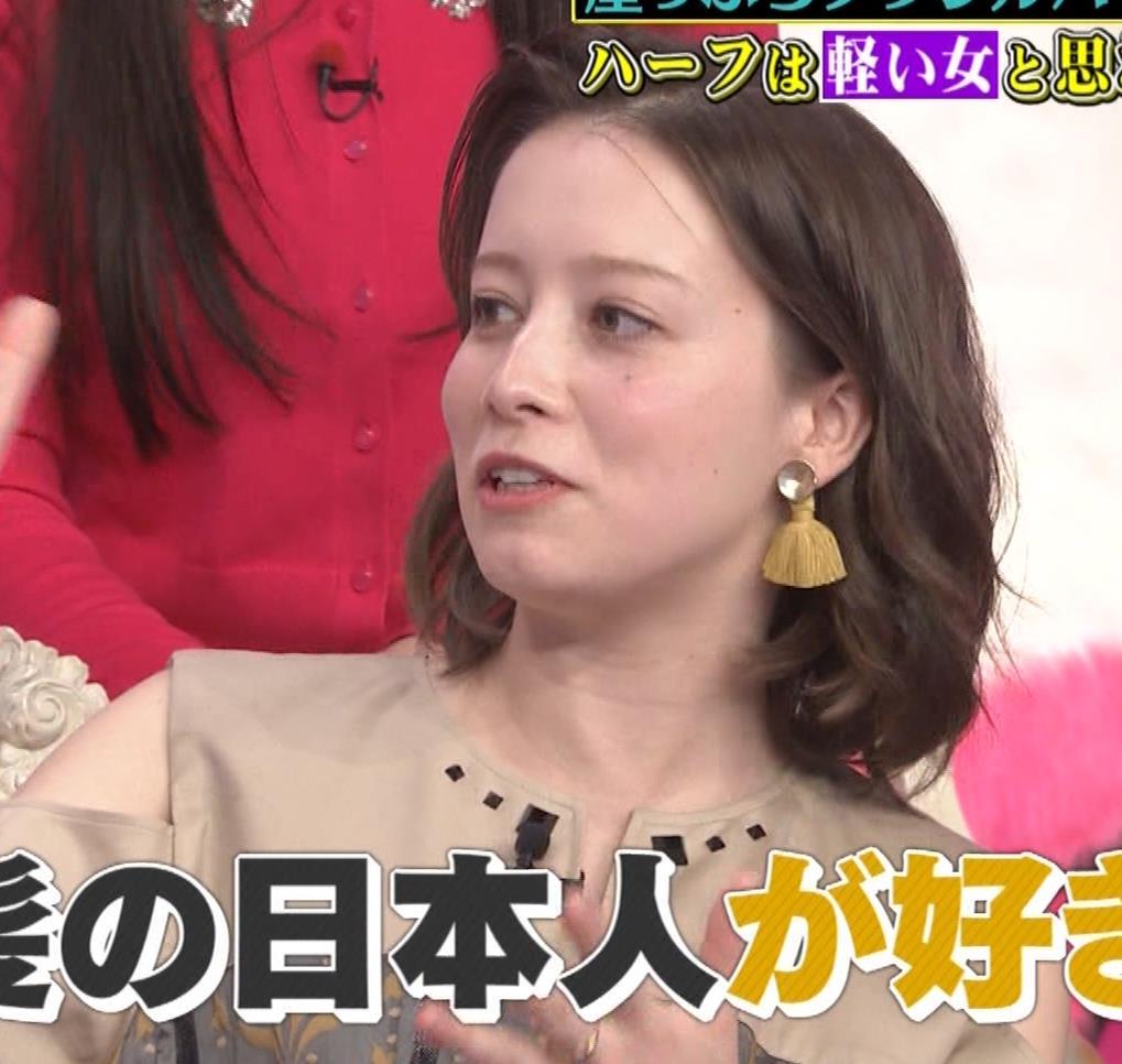 ドーキンズ英里奈 【ハーフなのに売れない…崖っぷち美女キャプ・エロ画像4