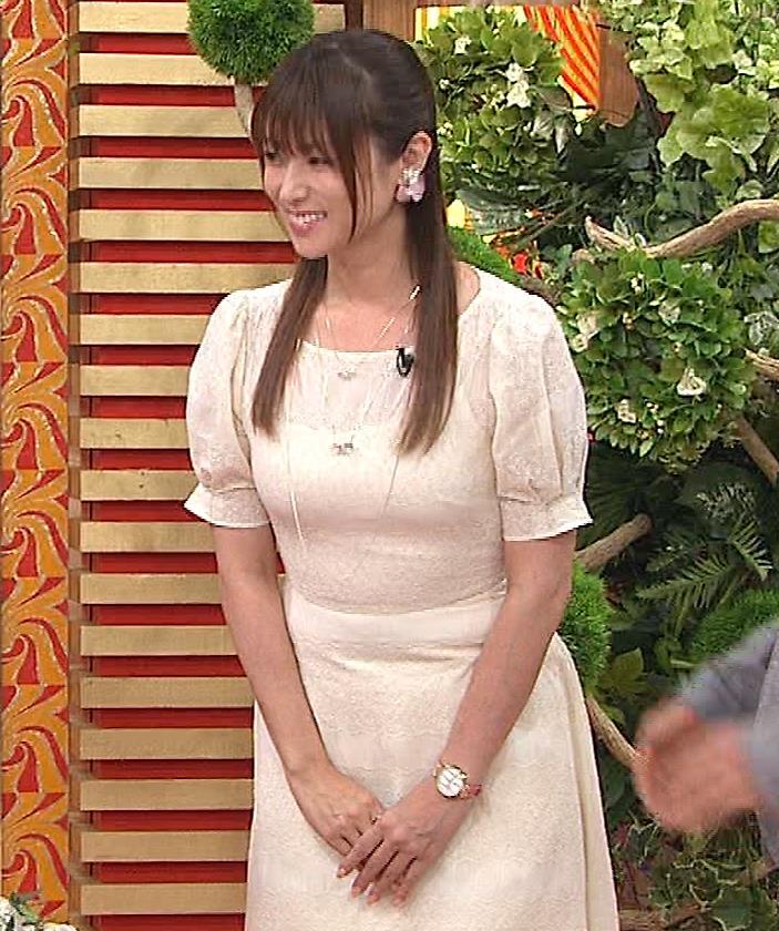 深田恭子 ムチムチ・パツパツのおっぱいキャプ・エロ画像