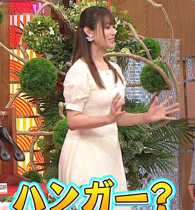 深田恭子 ムチムチ・パツパツのおっぱいキャプ・エロ画像2