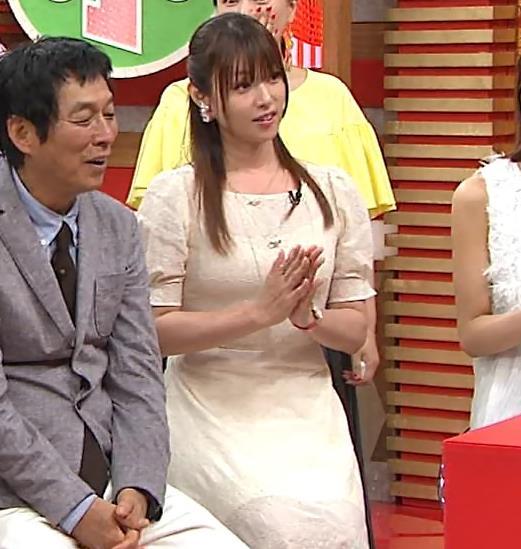 深田恭子 ムチムチ・パツパツのおっぱいキャプ・エロ画像3
