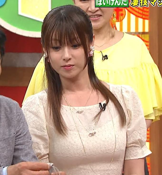 深田恭子 ムチムチ・パツパツのおっぱいキャプ・エロ画像4