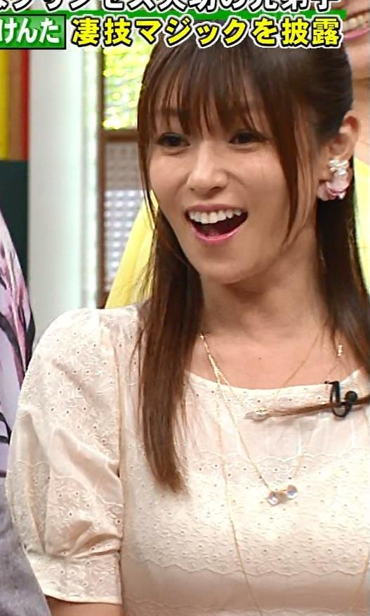 深田恭子 ムチムチ・パツパツのおっぱいキャプ・エロ画像7