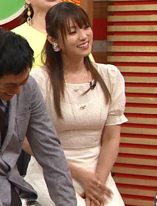 深田恭子 ムチムチ・パツパツのおっぱいキャプ・エロ画像8