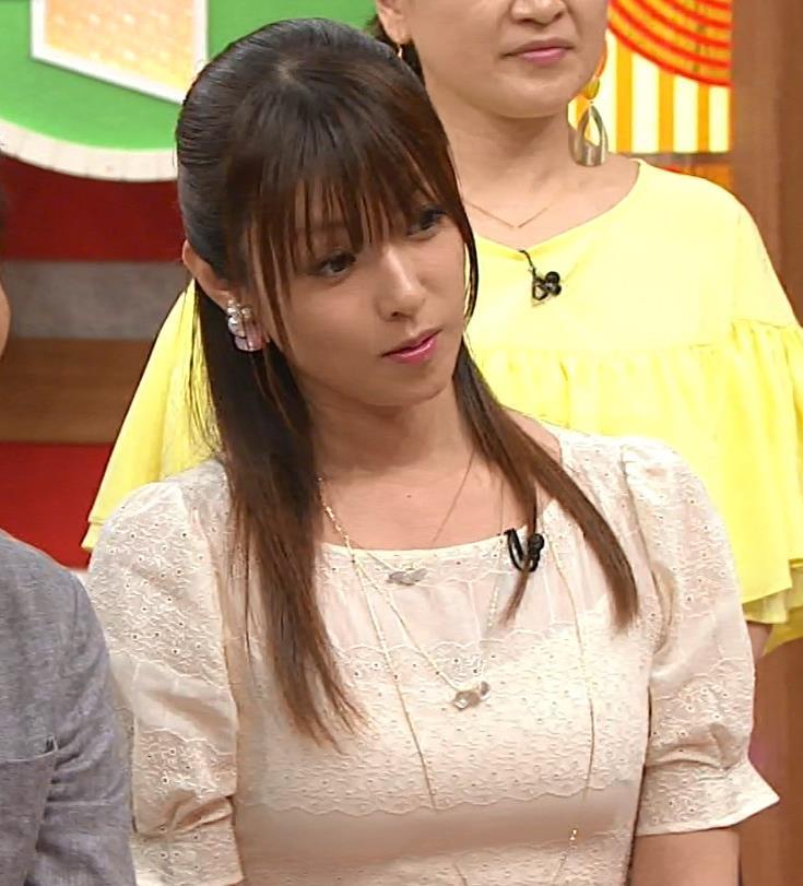 深田恭子 ムチムチ・パツパツのおっぱいキャプ・エロ画像9