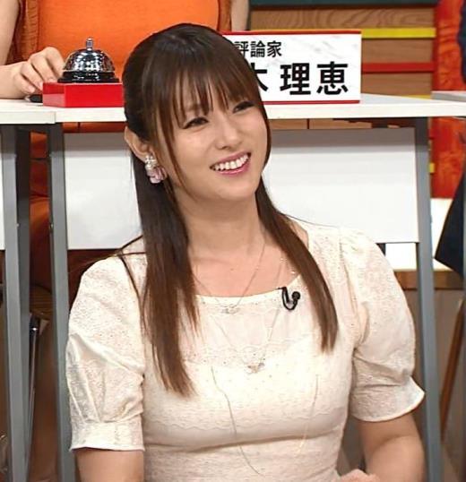 深田恭子 ムチムチ・パツパツのおっぱいキャプ画像(エロ・アイコラ画像)
