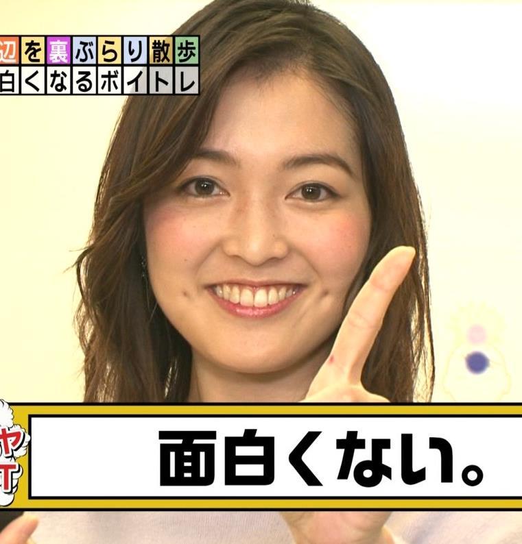 福田典子アナ 胸を触られまくるキャプ・エロ画像8