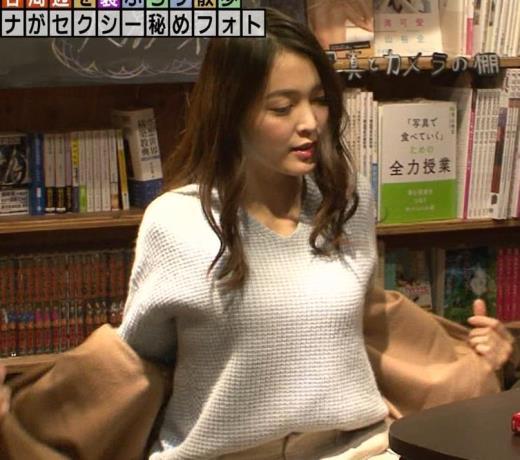 福田典子 「セクシー秘めフォト」って、もはやエロ要員女子アナキャプ画像(エロ・アイコラ画像)
