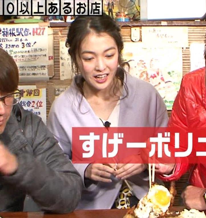 アナ おっぱいパッツンキャプ・エロ画像8