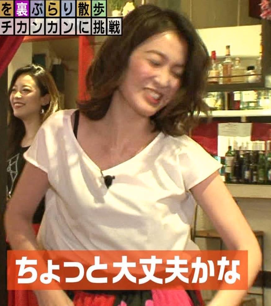 福田典子アナ 毎週のようにエロい事をさせられる番組キャプ・エロ画像2