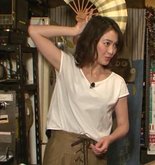 福田典子アナ 毎週のようにエロい事をさせられる番組キャプ・エロ画像5