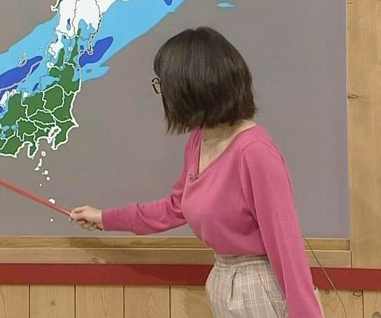 福岡良子 ショートカットにイメチェンしたみたいキャプ・エロ画像