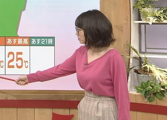 福岡良子 ショートカットにイメチェンしたみたいキャプ・エロ画像7