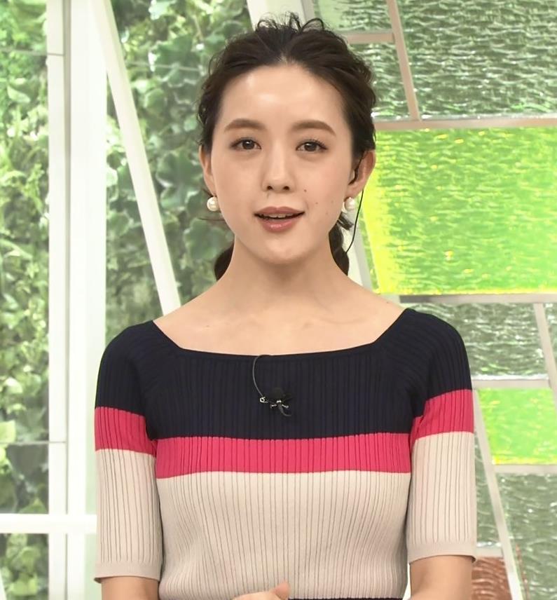 アナ ニット乳♡キャプ・エロ画像4