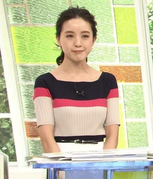 古谷有美 ニット乳♡キャプ画像(エロ・アイコラ画像)
