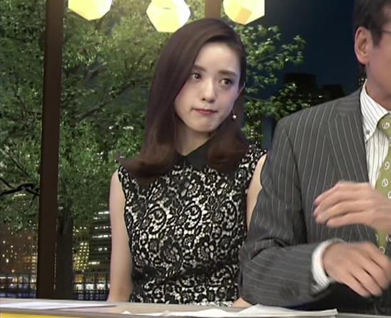 古谷有美アナ 「週刊報道Bizストリート」 キャプ・エロ画像3