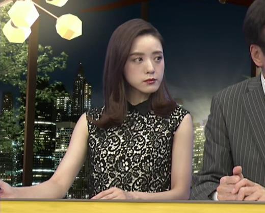 古谷有美アナ 「週刊報道Bizストリート」 キャプ・エロ画像4