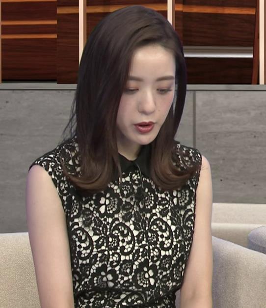 古谷有美アナ 「週刊報道Bizストリート」 キャプ・エロ画像5