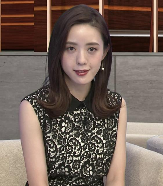 古谷有美アナ 「週刊報道Bizストリート」 キャプ・エロ画像6