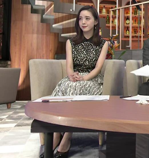 古谷有美アナ 「週刊報道Bizストリート」 キャプ・エロ画像7