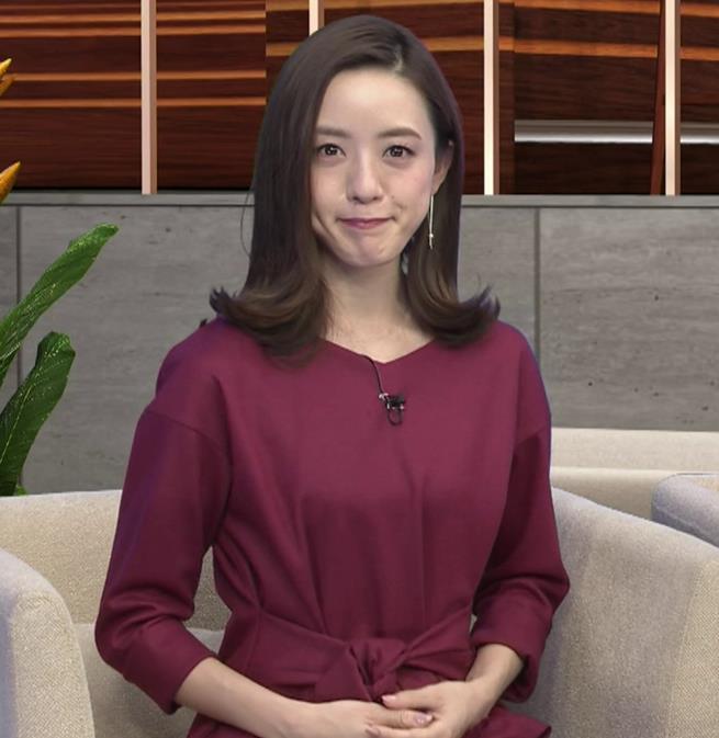 古谷有美アナ 週刊報道Bizストリートキャプ・エロ画像5