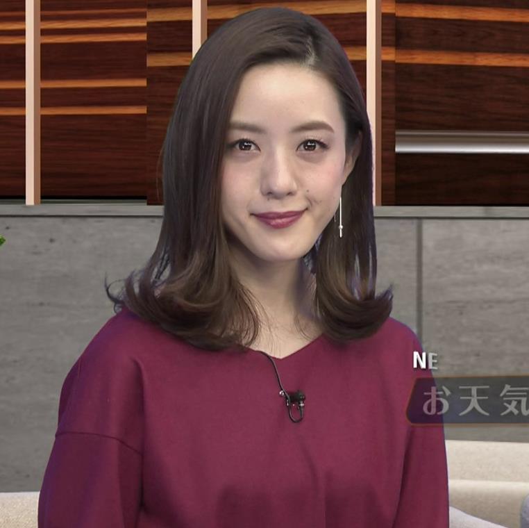 古谷有美アナ 週刊報道Bizストリートキャプ・エロ画像9