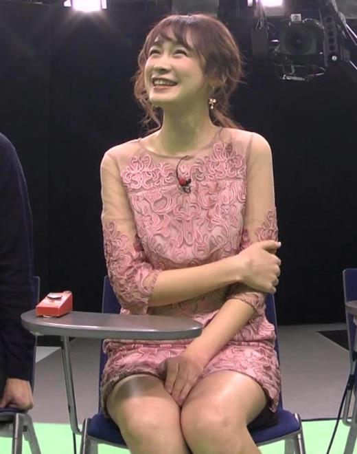 藤井サチ パンツが見えるアングルでパンチラガードキャプ画像(エロ・アイコラ画像)
