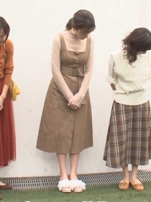 藤井サチ 着衣おっぱいキャプ・エロ画像