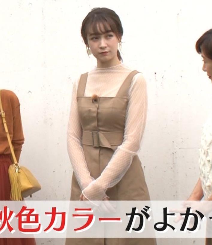 藤井サチ 着衣おっぱいキャプ・エロ画像2