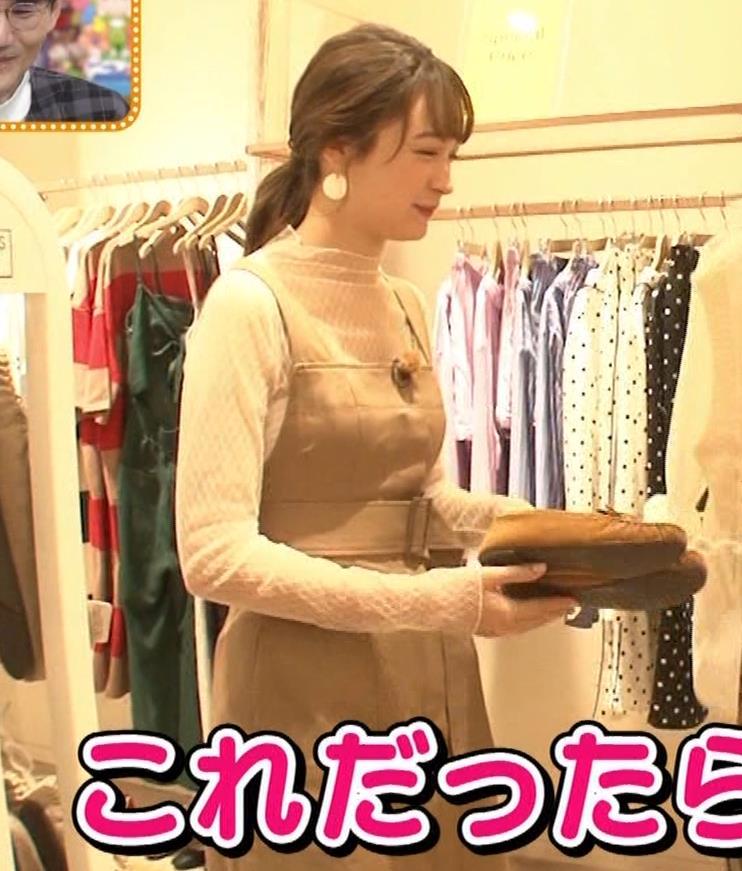 藤井サチ 着衣おっぱいキャプ・エロ画像4