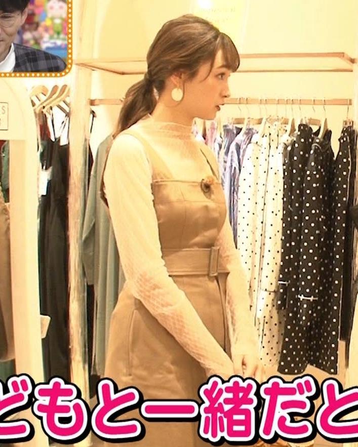 藤井サチ 着衣おっぱいキャプ・エロ画像6