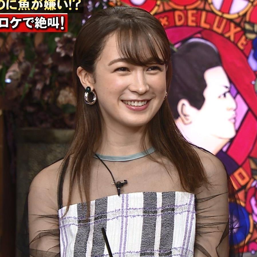 藤井サチ 透け透け衣装キャプ・エロ画像6