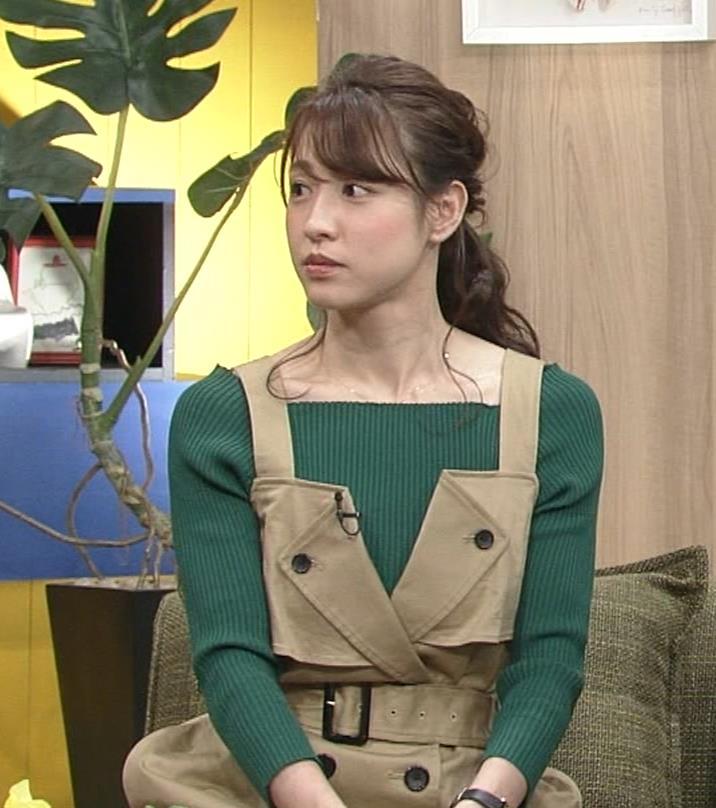 藤田可菜 ローカル美人タレントキャプ・エロ画像2