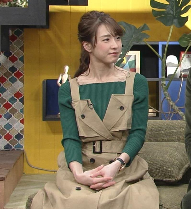 藤田可菜 ローカル美人タレントキャプ・エロ画像6