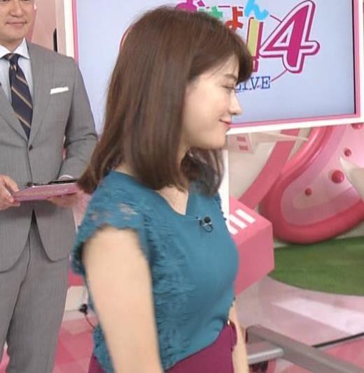 郡司恭子 胸のふくらみキャプ画像(エロ・アイコラ画像)