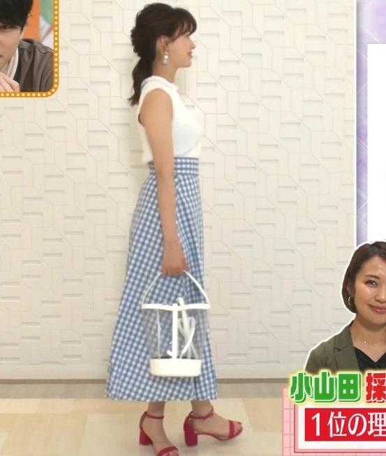 郡司恭子アナ ニット横乳★キャプ・エロ画像3