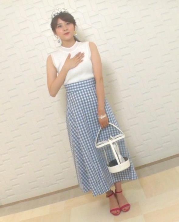 郡司恭子アナ ニット横乳★キャプ・エロ画像7